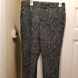 Zara Basic Trousers Ankle Length